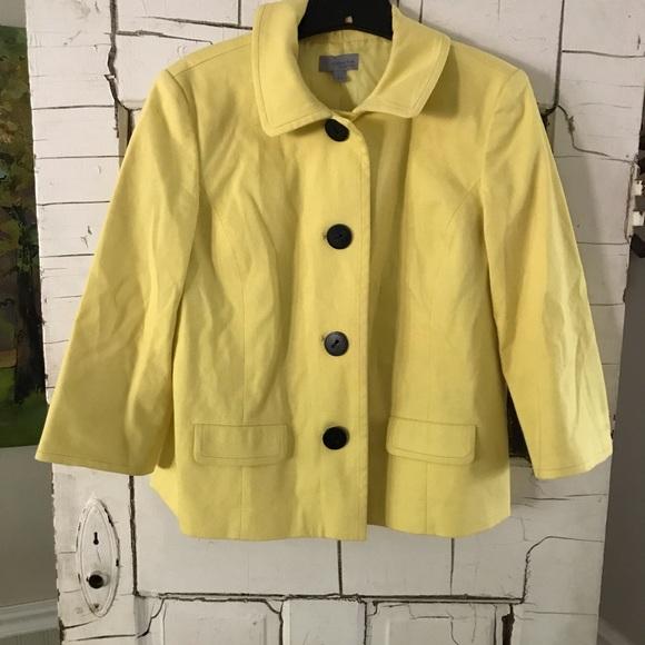 Amber Sun Nordstrom yellow blazer